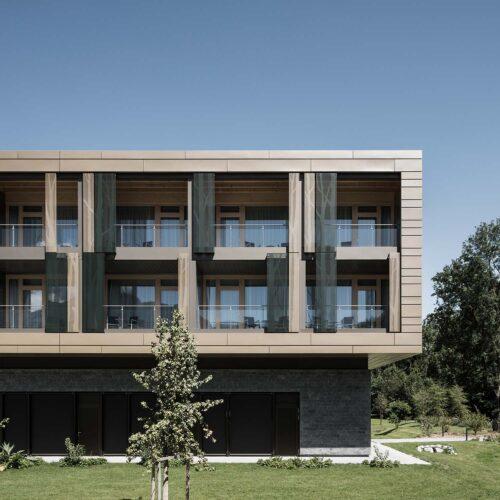 HMS Architekten AG Spiez Unterseen Hotel Deltapark Vitalresort Gwatt bei Thun