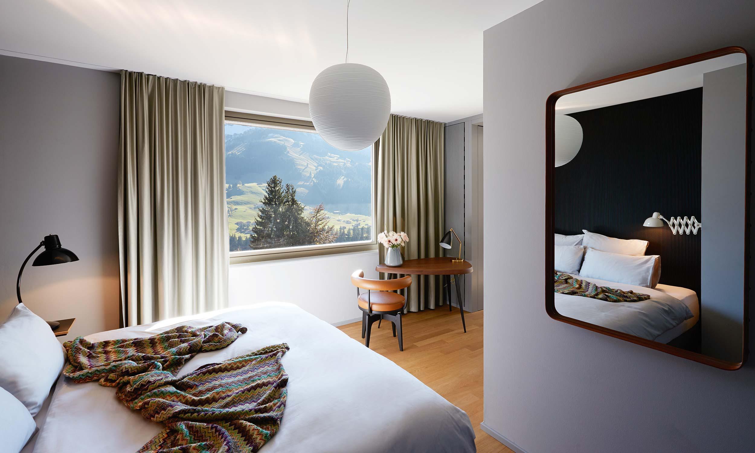 HMS Architekten AG Spiez Unterseen Parkhotel Bellevue & Spa Adelboden
